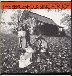 Smithsonian Folkways - Bergerfolk, Vol. 1: Sing for Joy - The Bergerfolk