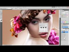 ▶ 06 - Fondo y Maquillaje - YouTube