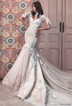 Galia Lahav Spring 2018 Wedding Dresses