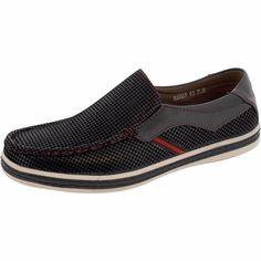 check out 34791 02242 Brixton - Men s Pixel Slip On Comfort Loafer - Black