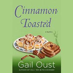 Cinnamon Toasted: A Spice Shop Mystery, Book 3