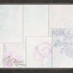 Vanity Fair Paper Pack by DaydreamersDesigns