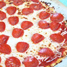 Cauliflower Pizza  | Skinny Mom | Where Moms Get the Skinny on Healthy Living