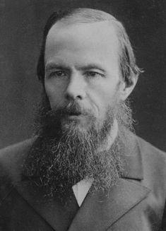 Dostoiévski, meu maior ídolo literário para todo o sempre (enquanto eu viver).