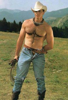 Can't resist a cowboy invite!