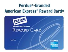 FREE $10 Perdue Branded American Express Gift Card!   **NEW Promotion: The Perdue Crew Rewards Program MARCH 2016 begins on March 1 on http://hunt4freebies.com