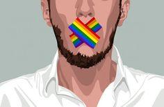 Mordaza Gay