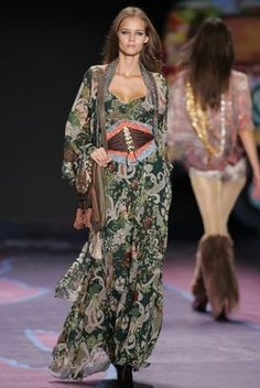 Robes de soiree hippie chic