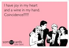 Coincidence? #wine #humor