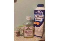 1. obrázek Očista střev - lněné semínko a kefír Kefir, Soap, Personal Care, Bottle, Self Care, Personal Hygiene, Flask, Bar Soap, Soaps