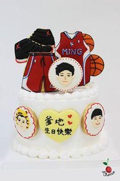 Basketball Theme Cake Icing cookies Basketball cookies Sneakers cookies Jersey cookies
