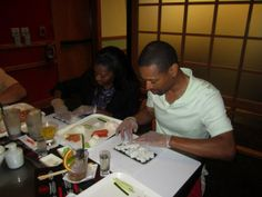 Join us at participating Benihana locations for a sushi rolling demonstration where you'll learn how to make your own sushi creations, as well as a sake lesson explaining everything you need to know about pairing sake with your favorite food.