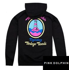 Pink Dolphin Lighthouse Hoody Collection http://streetwearhub.com/shop-by-brand/pink-dolphin-clothing
