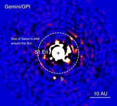 #Astronomy: Directly Imaging a Young 'Jupiter' — via #CentauriDreams