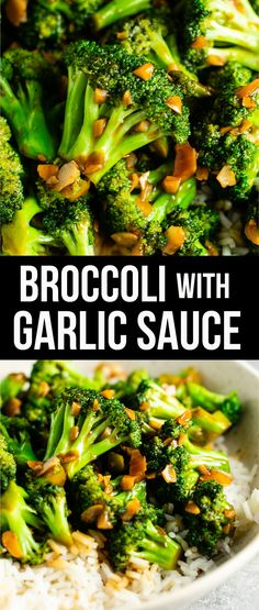 Chinese broccoli with garlic sauce recipe - this is AMAZING! vegetable recipe Broccoli with Garlic Sauce Broccoli And Garlic Sauce Recipe, Chinese Broccoli Recipe, Garlic Broccoli, Asian Broccoli, Asian Garlic Sauce Recipe, Best Broccoli Recipe Ever, Chinese Sauce Recipe, Chinese Eggplant Recipes, Chinese Garlic Sauce