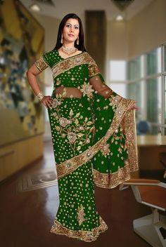 Benarasi Wedding Sari