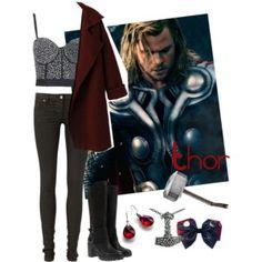 The Avengers Inspired: #2 Thor