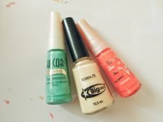 Nail polishes!! http://www.nopreach.com