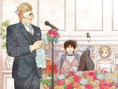 This is Caesar at Joseph and Suzy Q's Wedding.