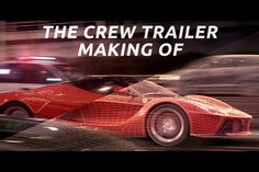The Crew Cinematic breakdown by UNITY