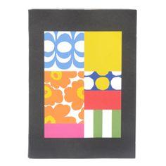Marimekko Sticky Notes Classics A5