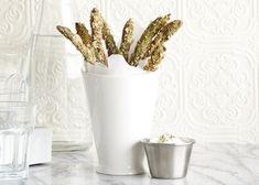 Crispy Asparagus Fries - Sweet Potato Chronicles - THE NEVER ENDING STORY OF THE WELL-FED FAMILY…