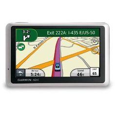 Garmin nüvi 1350LMT 4.3-Inch Portable GPS Navigator with Lifetime Map & Traffic Updates   $125.41