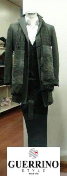 Vetrina Guerrino Style UOMO*MAN    * Cappotto Manuel Ritz