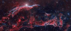 Astronomy Picture of the Day 2014 April 4 Along the Western Veil Image Processing: Oliver Czernetz - Data: Digitized Sky Survey (POSS-II) http://apod.nasa.gov/apod/ap140404.html