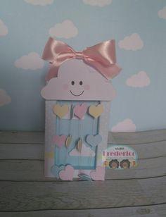Caixa Milk Chuva de Amor Uma lembrança diferente e delicada, ideal para chá de bebê, chá de fraldas, aniversário de 1 ano. Orçamentos ateliefrederico@gmail.com