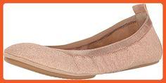 Yosi Samra Women's Samara Rose Gold Flat - Flats for women (*Amazon Partner-Link)