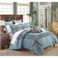 Chic Home Firenze 7-piece Comforter Set