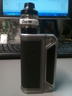 #lostvape #therion #dna75 #magerta #coilart