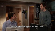 New trending GIF on Giphy. season 3 hbo cooking silicon valley thomas middleditch zach woods jared dunn richard hendricks take your time bad cook hunger is the best sauce. Follow Me CooliPhone6Case on Twitter Facebook Google Instagram LinkedIn Blogger Tumblr Youtube