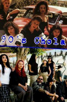 Chola Pinup photo A Day July -18-90's Cholas
