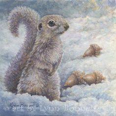 Art by Lynn Bonnette: January 2013