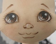 Людмила Бородина - Закулисье. Как все происходит | OK.RU Doll Crafts, Diy Doll, Girl Dolls, Baby Dolls, Doll Face Paint, Fabric Toys, Doll Eyes, Doll Tutorial, Waldorf Dolls