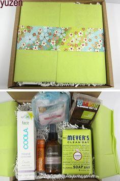 Yuzen Sample Box