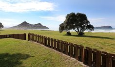 So it might not be beautiful but how's that lcoation?  Amazing!!  Pauanui, Ocean Front