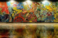 Subway station Oriente (Lisbon - Portugal) - Jaime Silva