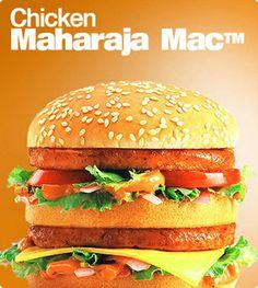 Maharaja Mac