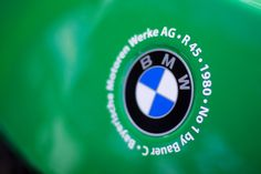 BMW R45 No1 by Bauer C.