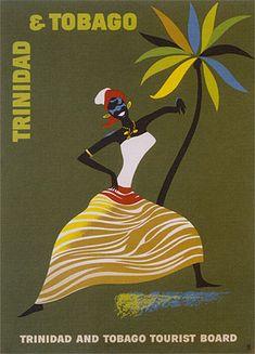 Trinidad Tourism Poster