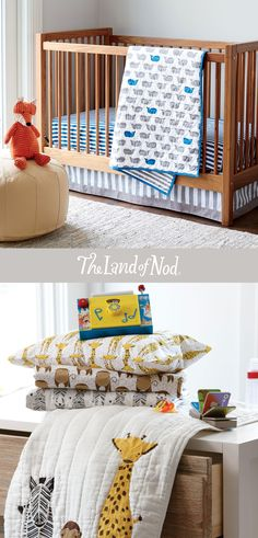 At Land Of Nod, Find Great Ideas And Inspiration For Designing A Neutral  Nursery That Is Stunning And Stylish. If Youu0027re Babyu0027s Gender Is Going To U2026