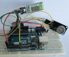 How to use gas sensors via bluetooth from Arduino to Android