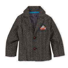 Gray blazer, $34 by Little Maven #fallstyle
