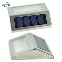 Cheap light housing, Buy Quality light lamp directly from China lamp decal Suppliers: Solar Power LEDs Outdoor waterproof Garden Pathway Stairs Lamp Light Energy Saving LED Solar wall Lamps Warm White Cold white Led Solar, Solar Lamp, Solar Lights, Lampe Led, Led Lamp, Solar Energy, Solar Power, Lumiere Led, Led Licht