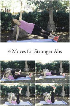 4 Excercises for Str