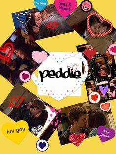 Peddie! Patricia and Eddie