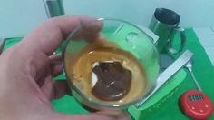 Espresso and ice cream magnum